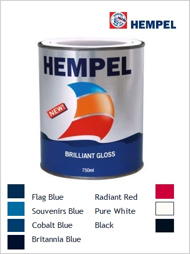 Hempel Brilliant Gloss - 750ml